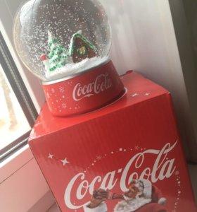 Шар coca-cola