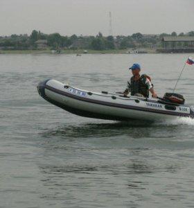 Лодка с мотором,продаю