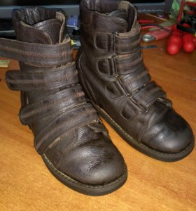 Ботинки (сапоги) зимние ортопедические, разм 32-33