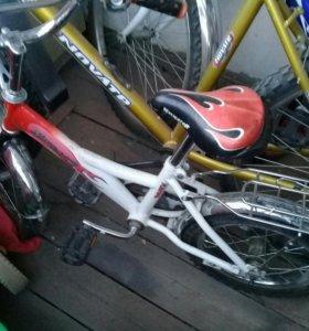 Велосипед с 3 до 6 дет