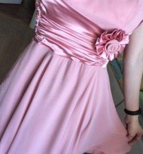 Платье нарядное шифоновое