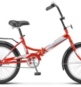 """Велосипед 20"""" Десна-2200. Красный"""