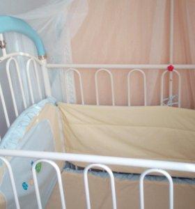 Продам кроватку для ребенка
