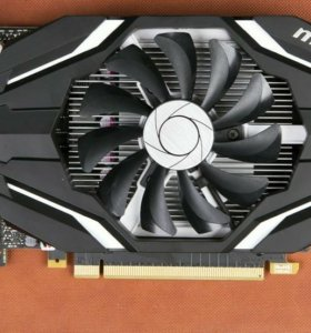 MSI GeForce GTX 1050 2 gb