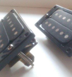 Датчики для электрогитары. Neck и Bridg.