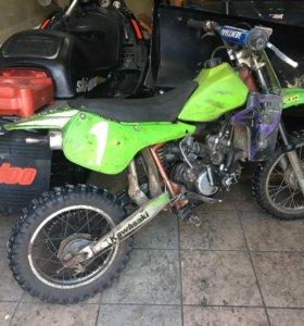 Продам мотоцикл Kawasaki