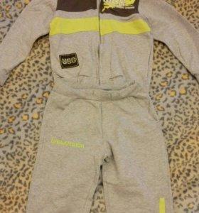 Детский спортивный костюм 116-122
