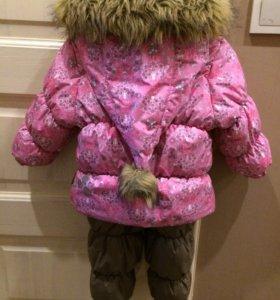 Комплект зимний Huppa р.80 на девочку