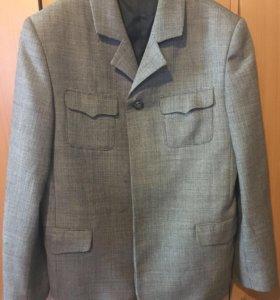 Школьный пиджак рост 158