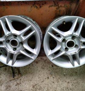 Литые диски для VW Passat B3, B4.
