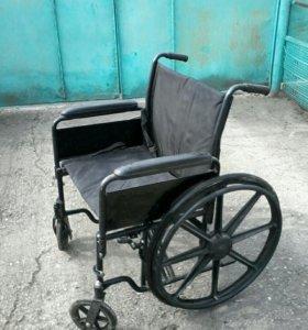 Коляска инвалидная усиленая