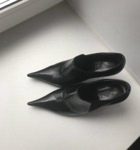 Шикарные туфли новые .Италия.