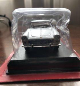 Моделька автомобиля Ferrari 250 GTE 212