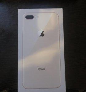 iPhone 8 PLUS, Gold, (256 GB)