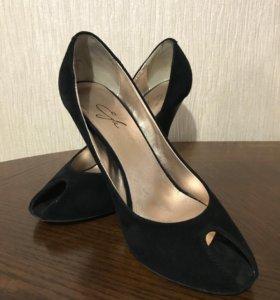 Туфли замша Egle 38 размер