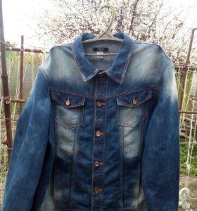 Куртки джинсовые мужские