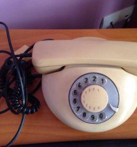 Телефон Тесла Т-32 винтаж