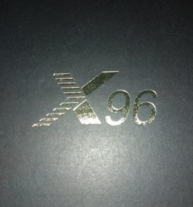 X96 MAX S905X2 2/16 смарт tv box