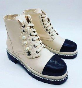 Ботинки Chanel новые