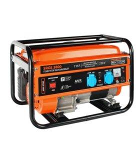 Бензиновый генератор PATRIOT SRGE 3800 на 3 кВт