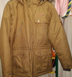 Зимняя куртка (пуховик) Columbia