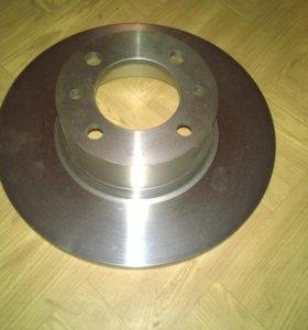 Тормозной диск на ВАЗ 2101-07