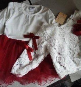 Платье детское, новое