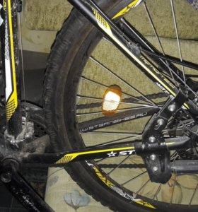 Шикарный велосипед STERN