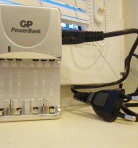 Зарядное устройство для аккумуляторов GP