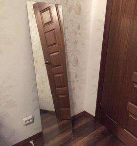 Зеркало на дверь, шкаф