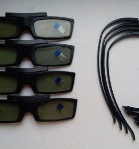 3D Active Glasses. SSG-P51002