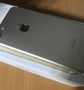 Продам IPhone 7 Gold новый в пленках