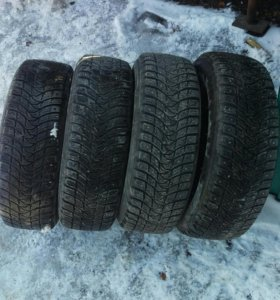 Зимние шины Michelin X-Ice North 3 185/65R15