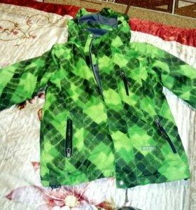 Куртка осень весна калборн