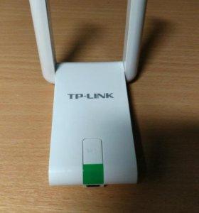 Сетевой адаптер WiFi TP-link TL-WN822N USB 2.0