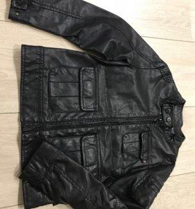 Куртка летняя. Рост 114 см.