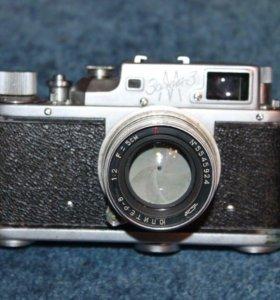 Фотоаппарат Зоркий-3