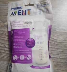 Пакеты для хранения молока