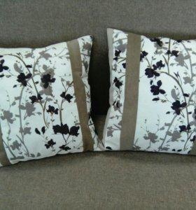 Подушки диванные в интерьер