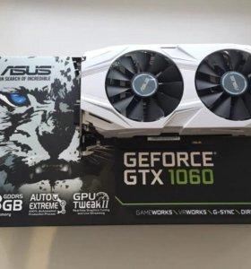 ASUS GeForce GTX 1060 DUAL OC [DUAL-GTX1060-O3G