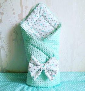 Конверт-одеяло на резиночке