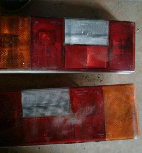 Заводские фонари на 09-14