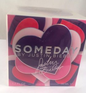 Justin Bieber Someday духи
