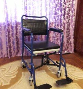 Инвалидное кресло- туалет