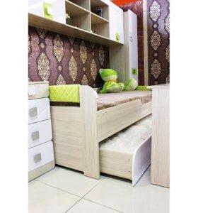 Модульная детская от производителя Мебель на заказ