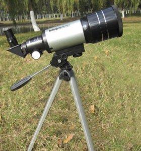 мощный телескоп 150Х