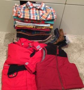 Пакет вещей на мальчика 9-12 месяцев