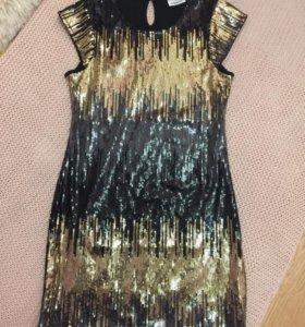 Новое финское платье