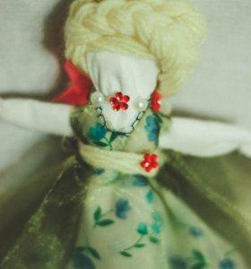Кукла, игрушка, ручная работа