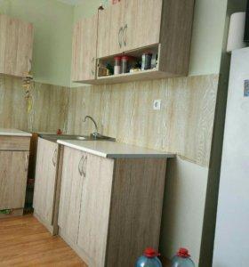 Кухонный гарнитур с мойкой